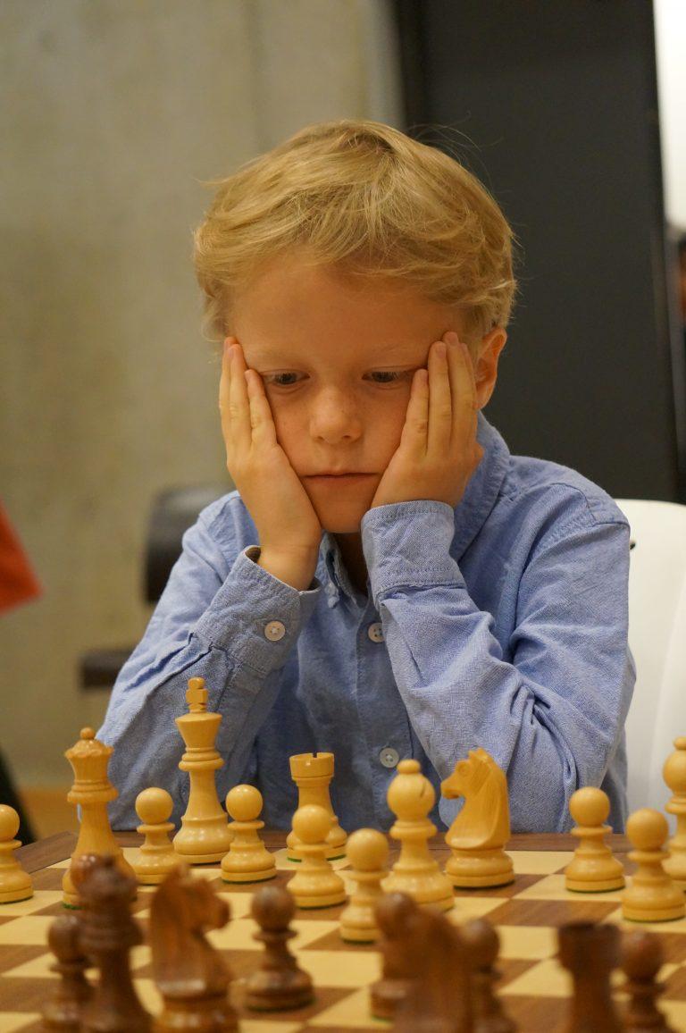 Aksel Bu Kvaløy – en norsk sjakkprins