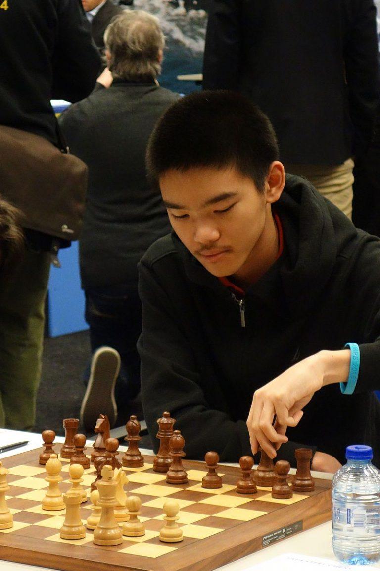 16-årige Jefferey Xiong – en kommende verdensstjerne