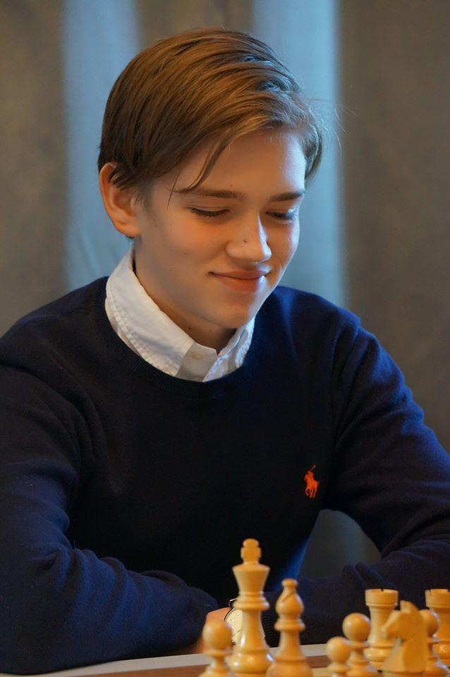 Tor Fredrik Kaasen spiller for IM-tittel i Russland