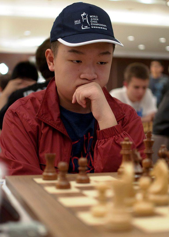 Wei Yi er kinesisk mester i sjakk 2017
