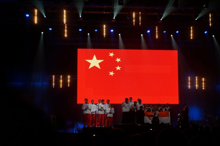 Regjerende mester Kina er favoritt under verdensmesterskapet for nasjonslag