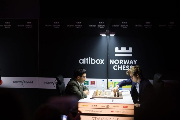Levon Aronian vinner av Altibox Norway Chess 2017