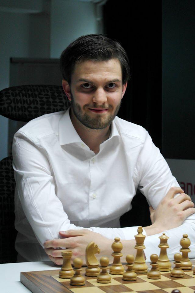 Nils Grandelius og Europamesterskapet 2017