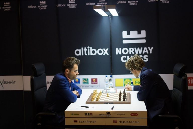 Århundrets sjakkrunde – for et spill under Norway Chess!