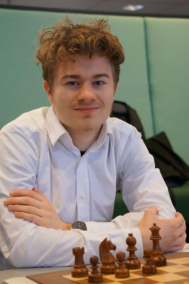 Fersk IM-tittel til Sebastian Mihajlov